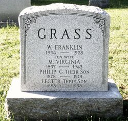 Margie Virginia <I>Amig</I> Grass