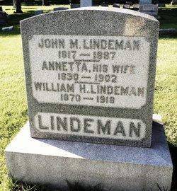 William H. Lindeman