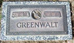 Goldie Louise <I>Harris</I> Greenwalt