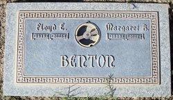 Annie Margaret <I>Burridge</I> Benton