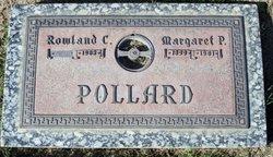 Margaret P Pollard