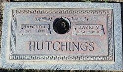 Hazel Vernatta <I>Reese</I> Hutchings