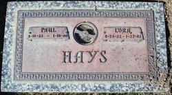 Paul Hays