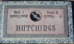 """William James """"Bill"""" Hutchings"""