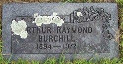 Arthur Raymond Burchill