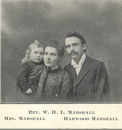 Rev William Hiram Leflar Marshall
