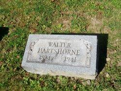 Walter Hartshorne