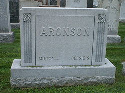 Bessie <I>Stearns</I> Aronson