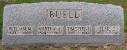Martha Ann <I>Northup</I> Buell
