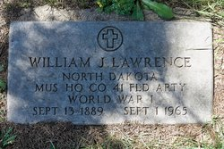 William J Lawrence