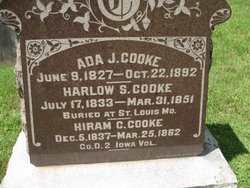 Harlow S Cooke