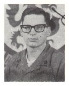 """AECS Eugene Frederick """"Fred"""" Hall, Jr"""