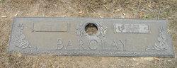 Mary Bess <I>Lancaster</I> Barclay