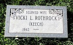 Vicki L <I>Keech</I> Rothrock