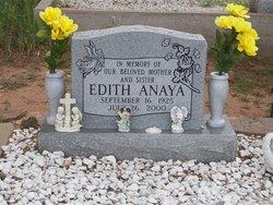 Edith Anaya