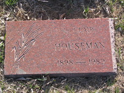 Luther Clair Houseman