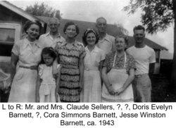Cora M. <I>Simmons</I> Barnett
