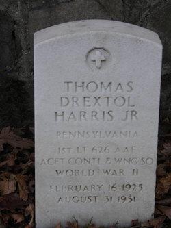 Thomas D Harris