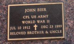 John Bier