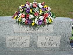 """James Aubery """"Jim"""" Barker"""
