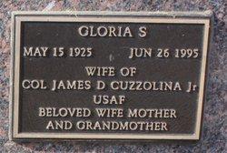 Gloria S Cuzzolina