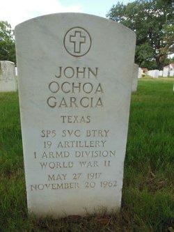 John Ochoa Garcia
