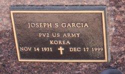 Pvt Joseph S Garcia