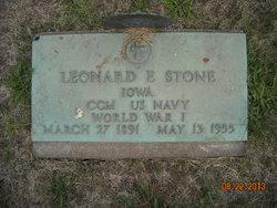 Leonard E. Stone