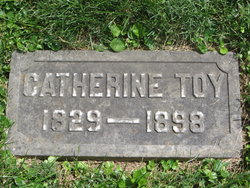 """Catherine """"Kate"""" <I>Housel</I> Toy Brickley Jacoby"""