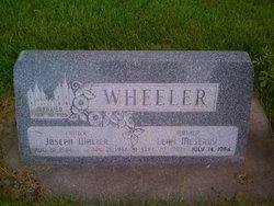 Leah <I>Meservy</I> Wheeler