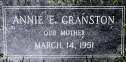 Annie Eliza <I>Criswell</I> Cranston
