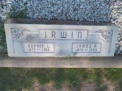 James Alfred Arthur Irwin
