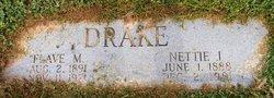 Nettie Isabel <I>Dedman</I> Drake