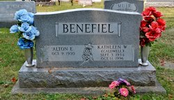 Kathleen W. <I>Caldwell</I> Benefiel
