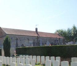 Noyelles-sur-l'Escaut Communal Cemetery