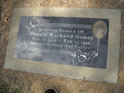 Donald Richard Gomez