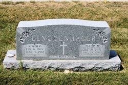 Bertha M. <I>Baumgartner</I> Lenggenhager