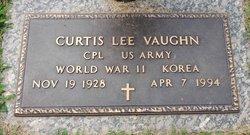 Curtis Lee Vaughn