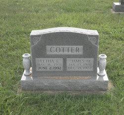 James Oswald Cotter