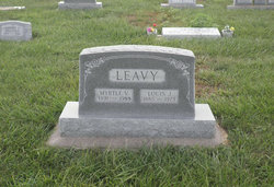 Louis Jacob Leavy