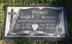 Ralph Keith Palmer
