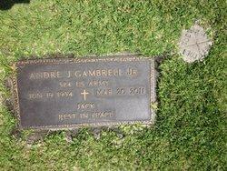 """Andre Jacque """"Jack"""" Gambrell, Jr"""