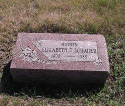 Elizabeth Theresa <I>Glosa</I> Schauer