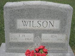 Ida Bell <I>Williams</I> Wilson