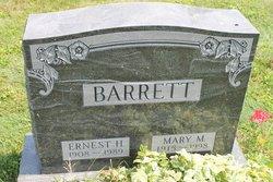 Mary Elizabeth <I>Murray</I> Barrett