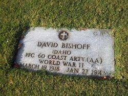 PFC David Bishoff
