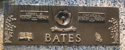 Ethel M <I>Mantooth</I> Bates