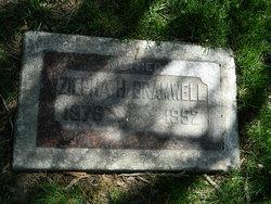 Zilpha Ann <I>Holman</I> Bramwell