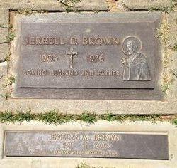 Jerrell Darman Brown