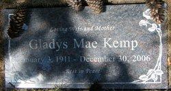 Gladys Mae Kemp